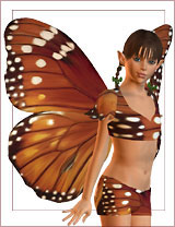 Flutterby Wings